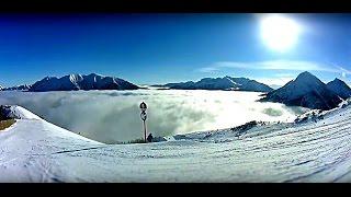Achenkirch Austria  city photos gallery : SNOWBOARDING x SKIING with family - Austria, Achenkirch