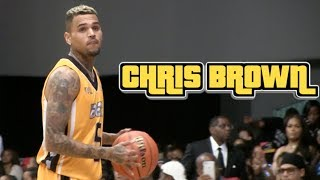 Video Chris Brown & GAME Co-MVPs of BET Celebrity Basketball Game + Dunk Contest MP3, 3GP, MP4, WEBM, AVI, FLV Juli 2018