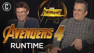 Video Russo Brothers Say Avengers 4 Will Likely Be Even Longer Than Infinity War MP3, 3GP, MP4, WEBM, AVI, FLV Desember 2018