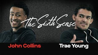 Trae Young & John Collins are a dynamic duo | The Sixth Sense