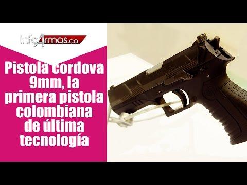 pistola 9 milimetros - http://www.infoArmas.com.co La primera pistola Colombiana creada por INDUMIL la pistola Cordova 9mm, PRECIO $ 4.650.000 si desea realizar el tramite con nues...