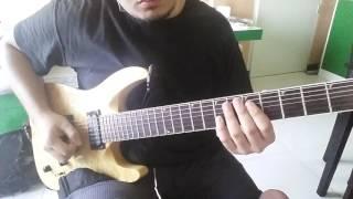 Video Bruno Mars - Versace On The Floor Guitar Solo Cover download in MP3, 3GP, MP4, WEBM, AVI, FLV Mei 2017