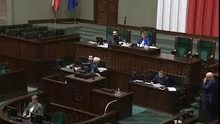 Niesłychany szczyt arogancji i chamstwa w wykonaniu Marszałek Sejmu Beaty Mazurek