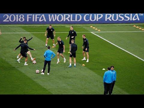 Μουντιάλ 2018: Αγγλία και Κροατία για το δεύτερο εισιτήριο του τελικού…