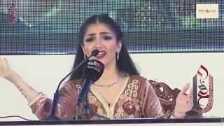الشاعرة والإعلامية أميرة العباس عريفة أمسية ملتقى عُمان الشعري السابع