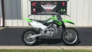 9. 2019 Kawasaki KLX 140