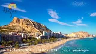 Torrevieja Spain  City new picture : Torrevieja, Spain (Official Music Video, Alegria Real Estate)