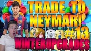 FIFA 16 TRADE TO NEYMAR #13 OMG 30k PROFIT MIT EINEM SPIELER! + WINTERUPGRADES! [TRADING] [DEUTSCH], neymar, neymar Barcelona,  Barcelona, chung ket cup c1, Barcelona juventus