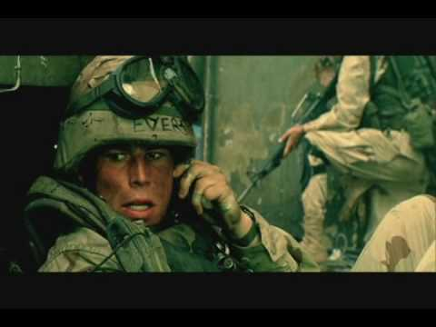 Black Hawk Down - Music video
