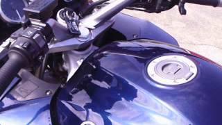 9. 2006 YAMAHA FJR1300 SPORT TOURING MOTORCYCLE