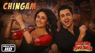 Chingam Chabake Full Song Video | Gori Tere Pyar Mein | Feat. Kareena & Imran Khan