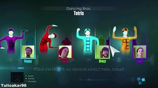 Just Dance 2015 | Tetris | 5 Stars Gameplay!