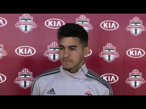 Video: Anthony Osorio - May 6, 2015