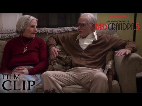 Jackass Presents: Bad Grandpa .5 Clip 4 'The Sex Therapist'