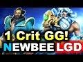 Download Video NEWBEE vs PSG.LGD - 1 CRIT = GG! - MDL MAJOR DOTA 2
