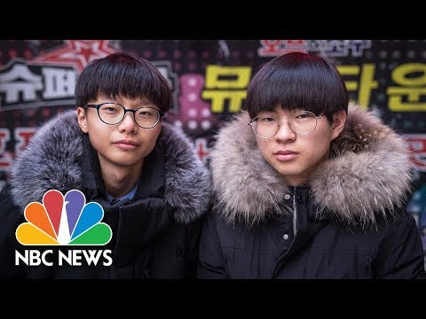 Young North Korean Defectors Find New Life In Modern Seoul | NBC News
