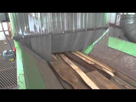Picador de Cavaco com Rolo Tracionador PTL 240 / 320 x 500
