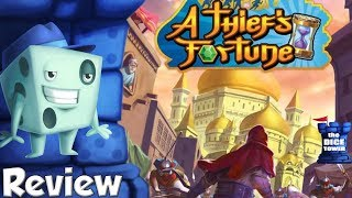 A Thief's Fortune Review - with Tom Vasel