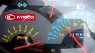 10. 2004 Kymco Super 9
