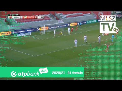 31. forduló: Kisvárda - DVTK 0-1 (0-0)