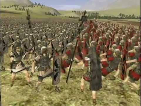 Decydujące starcia: Bitwa pod Farsalos - Decisive Battles: Pharsalus