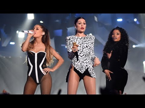 Jessie J, Ariana Grande, Nicki Minaj - BANG BANG | VMA 2014 HD