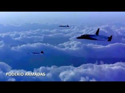 Las armas mas peligrosas de RUSIA que teme la OTAN, Bombardero estratégico PAK DA,PODERIO ARMADAS