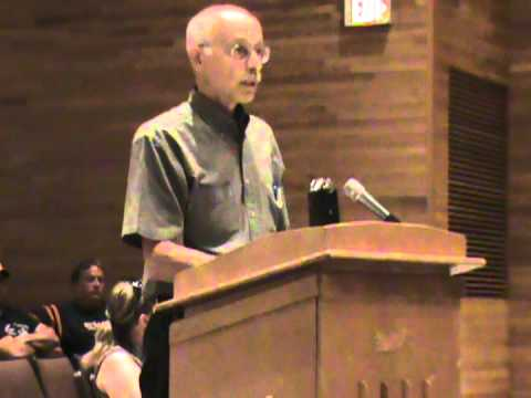 Windsor NY Town Meeting About Fracking