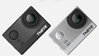 Recensione Action Cam ThiEye T5E 4K