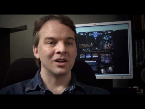 StarCraft 2 Wings Of Liberty Behind The Scenes - Programming Area-OP