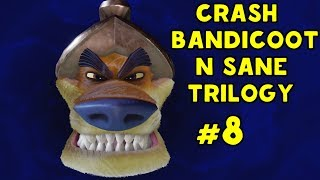 Video ТИГР ТАЙНИ ГЛАДИАТОР - Crash Bandicoot N. Sane Trilogy #8 MP3, 3GP, MP4, WEBM, AVI, FLV Juli 2018