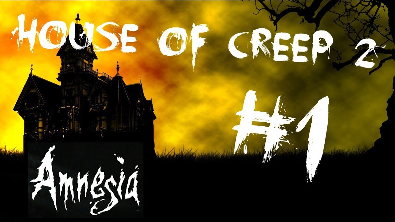 descargar house of creep amnesia