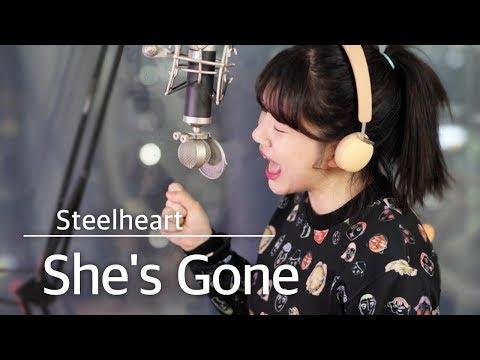 (+2 key up) She's gone - Steelheart cover   bubble dia - Thời lượng: 5:49.