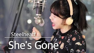 Video (+2key up) She's gone - Steelheart cover | bubble dia MP3, 3GP, MP4, WEBM, AVI, FLV September 2018