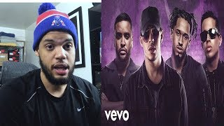 Caile [ Video Oficial ] - Bad Bunny X Bryant Myers X Zion X De La Ghetto X Revol - Caile Reaccion