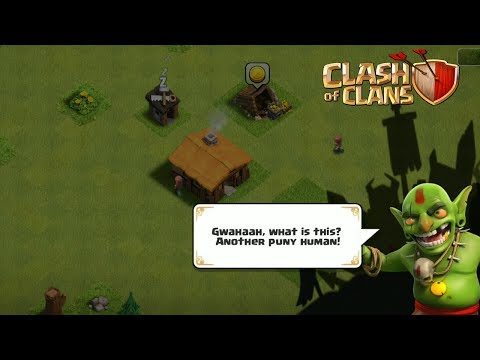 HOW TO PLAY CLASH OF CLANS PART 1