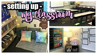 My 2017 tour of my 5th grade classroom - plus come shop with me for class decorations, etc. at Dollar Tree and United Art & Education (teacher store!) as I vlog setting up, too!❋ HAUTELOOK - http://bit.ly/1fWXfuv❋ Erin Condren (pillows, planners, etc. I use in my class): http://bit.ly/2fNkZaS► SUBSCRIBE FOR MORE BEAUTY VIDEOS: http://bit.ly/subtojess► MY HUSBAND TYLER'S CHANNEL/OUR VLOGS: http://bit.ly/1lDqfvi► SNAP  IG  TWITTER  FB: @jambeauty89❋ EBATES//MAKE MONEY SHOPPING ONLINE: http://bit.ly/1g7rj6W❋ HAUTELOOK//GET 50% OFF HIGH END MAKEUP: http://bit.ly/1fWXfuv▼ CONTACT ▼EMAIL for Business Inquiries: jambeauty89@gmail.comMAIL: PO Box #50204 Indianapolis, IN 46250DISCLAIMER:  This video is not sponsored.  All opinions are my own, honest opinions, regardless of sponsorship, referral links, and/or affiliation. Product links with Go.Magik.ly and links denoted with a ❋ denotes a referral and/or affiliate link. MUSIC: All Sound Effects Provided by: Youtube Audio Library. End Credits: Italian Afternoon by Twin Musicom is licensed under a Creative Commons Attribution license (https://creativecommons.org/licenses/...) Artist: http://www.twinmusicom.org/
