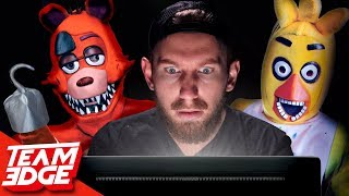 Video Survive The Night! | Five Nights At Freddy's IRL! MP3, 3GP, MP4, WEBM, AVI, FLV Juli 2019