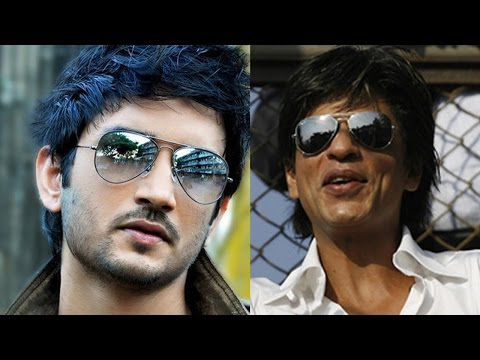 Sushant Singh Rajput Turns Into A Crazy Fan For Sh