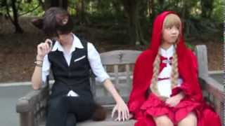 Video The Wolf fell in love with Little Red Riding Hood // おおかみは赤ずきんに恋をした [Cosplay MV] MP3, 3GP, MP4, WEBM, AVI, FLV November 2018