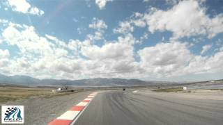 7. 2013 Yamaha FZ1 Top Speed at Miller Motorsports Park