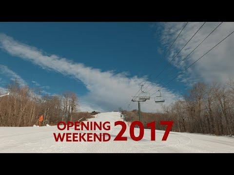Opening Weekend 2017