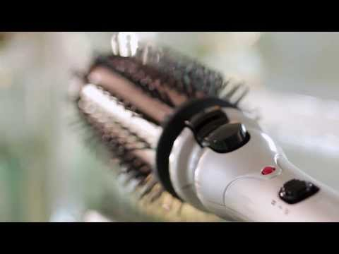 Remington-Style - Perie Incalzita Keratin Therapy Pro Volume - Tutorial