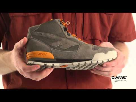 Hi-Tec Sierra Lite Original Hiking Boots Medium Width - Men's