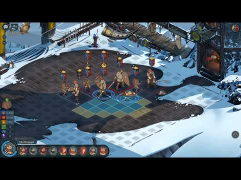 Quick Look: The Banner Saga: Factions – with Gameplay Video