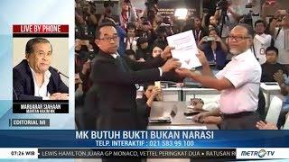 Video Heboh BPN vs MK: Bambang Widjojanto Bawa Bukti Berita Media ke MK MP3, 3GP, MP4, WEBM, AVI, FLV Mei 2019