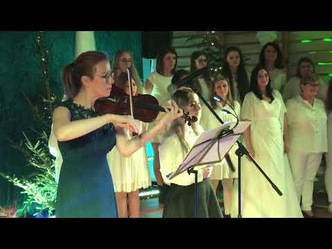 Wideo1: Noworoczny Koncert Charytatywny Dla Damiana w Glince