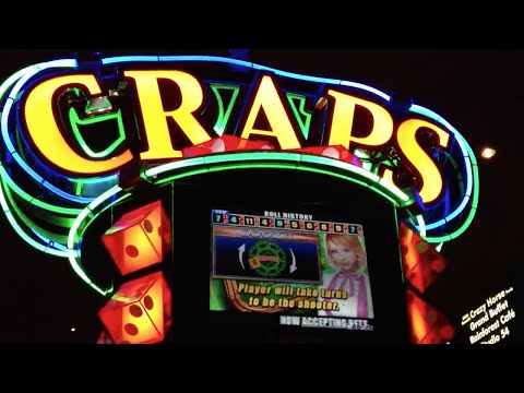 Craps Slot Machine: Real Live Craps Slot Machine in Las Vegas