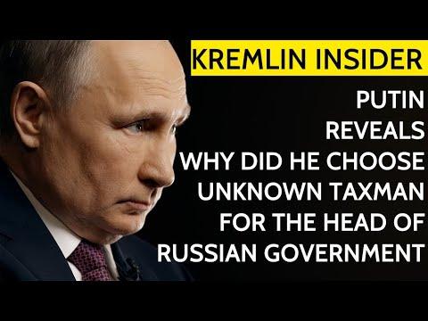 Putin de man met een groots brein