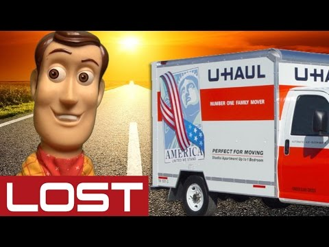 Toy Story 4 | LOST - Moving Disaster Strikes | Good Bye Woody - Part 2